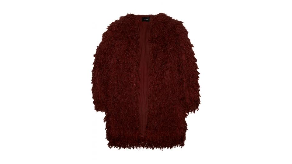пальто Isabel Marant,  ок. 45000 руб. (фото с сайта net-a-porter.com)