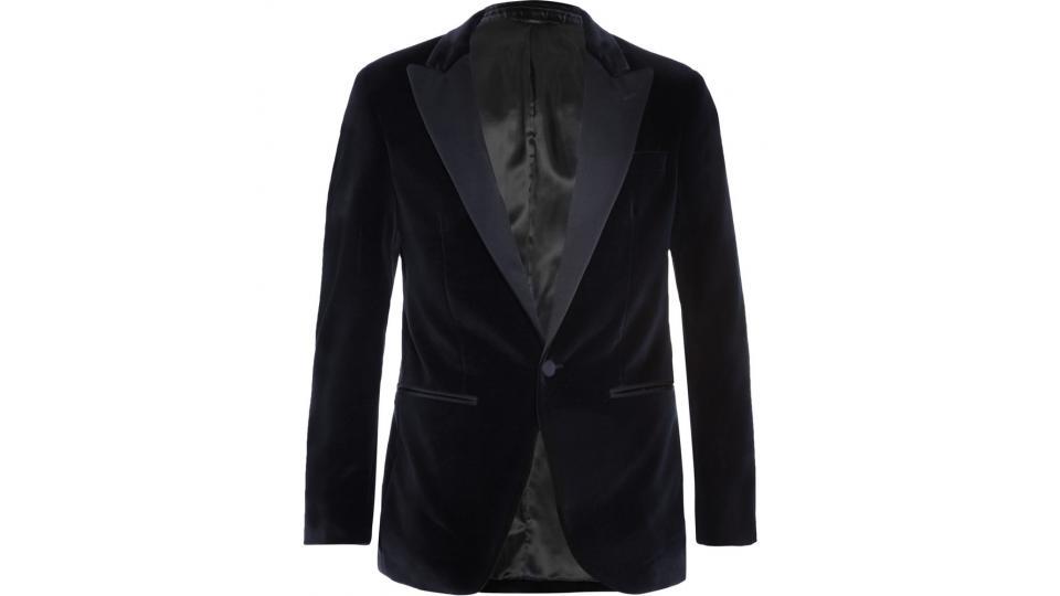 пиджак Hackett, ок. 29000 руб. (фото с сайта mrporter.com)