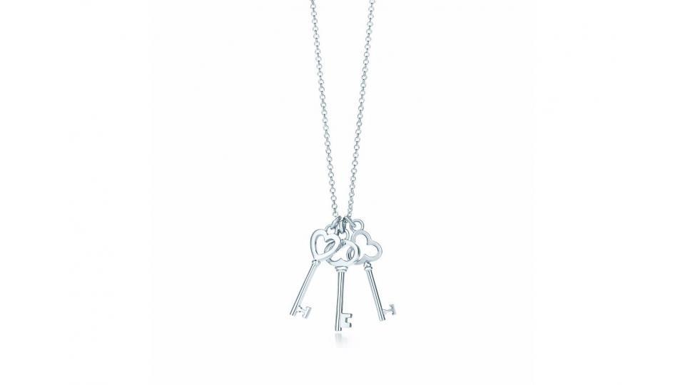 ключи Tiffany & Co, ок. 14000 руб. (фото с сайта tiffany.com)