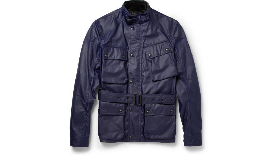 куртка Belstaff, 34900 руб. (фото с сайта mrporter.com)