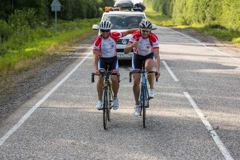 Ультамарафонская велогонка