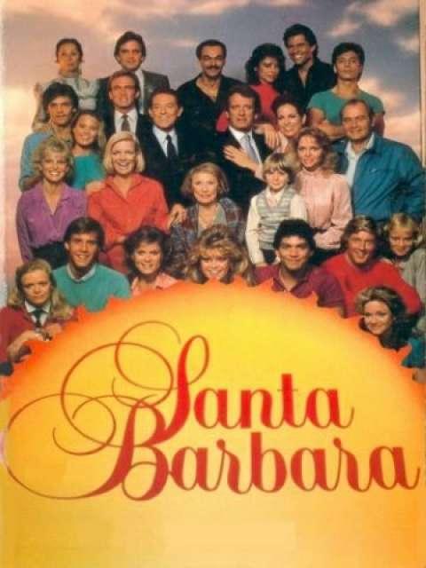 И это еще не все герои «Санты-Барбары»...