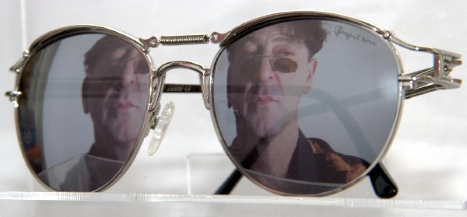 У певца Григория Лепса fashion-коллекция очков