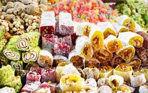 Самые вредные сладости в мире