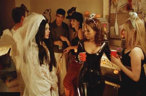 Готовимся к  Хэллоуину: Идеи костюмов