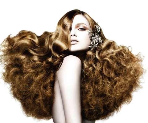 Тренды: волосы