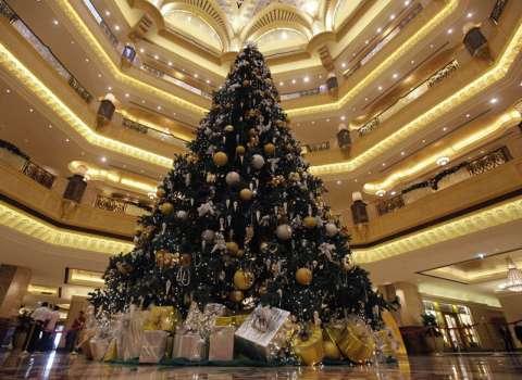 Самые дорогие елки в мире