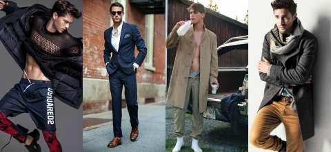 Бомбер, монки и другие тренды мужской моды этой весны