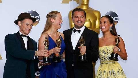 Итоги 88-ой церемонии награждения «Оскар» 2016
