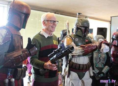 Фанаты «Звездных Войн» собрались вместе, чтобы завоевать мир