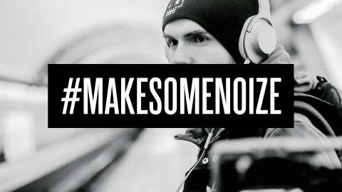 Новый клип Noize MC на трек «Make Some N**ze»