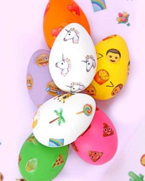 Идеи от Музыки Первого: как классно украсить пасхальные яйца