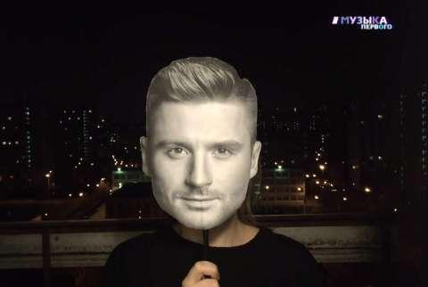 Флешмоб Музыки Первого в поддержку Сергея Лазарева на «Евровидении»