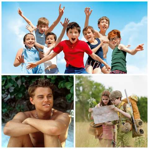 Топ-5 фильмов про каникулы