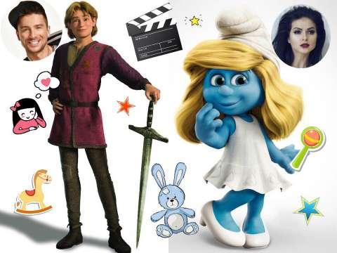 Чьими голосами говорят герои мультфильмов?