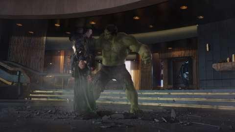 У Локи будет реванш с Халком в новой части «Тора»