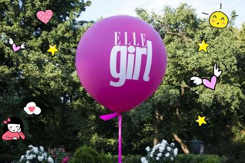 Голливудский образ в стиле Elle Girl