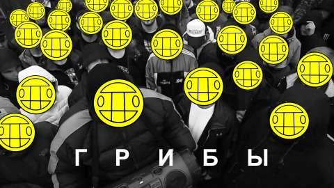 #СуперНова этой недели клип группы Грибы на трек «Интро»