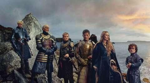 Джордж Мартин рассказал, кто доживет до финала «Игры престолов»