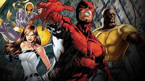 Marvel презентовал тизеры новых сериалов