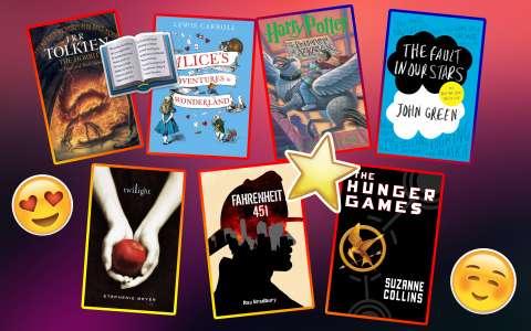 Интересные факты о популярных книгах