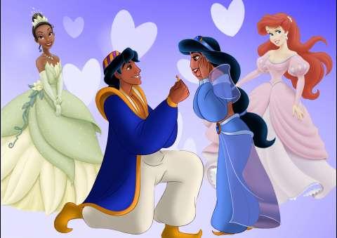 Выйти замуж за принца: лайфхаки от диснеевских принцесс