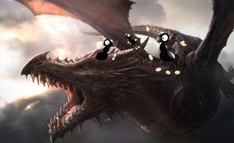 """Именами драконов из """"Игры престолов"""" назвали 2 вида муравьев"""