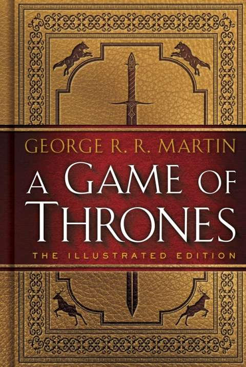Джордж Мартин выпустит юбилейную «Игру престолов»