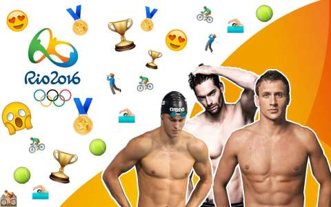 Самые красивые спортсмены