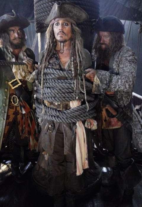 Вышел первый трейлер новых «Пиратов Карибского моря»