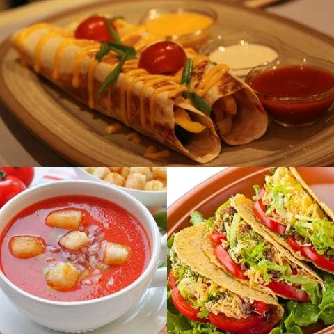 День повара: подборка лучших кухонь мира!