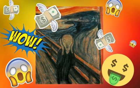 10 самых абсурдных картин, проданных за миллионы