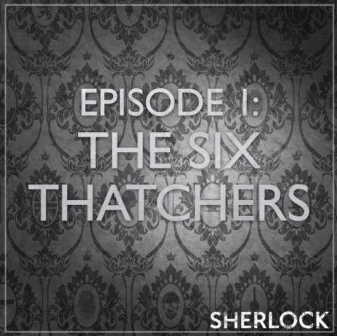 Новый сезон сериала «Шерлок» выйдет 1 января