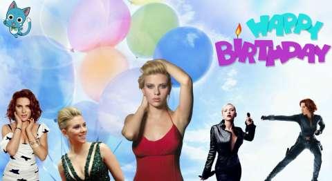 День рождения Скарлетт Йоханнсон: самые узнаваемые роли актрисы