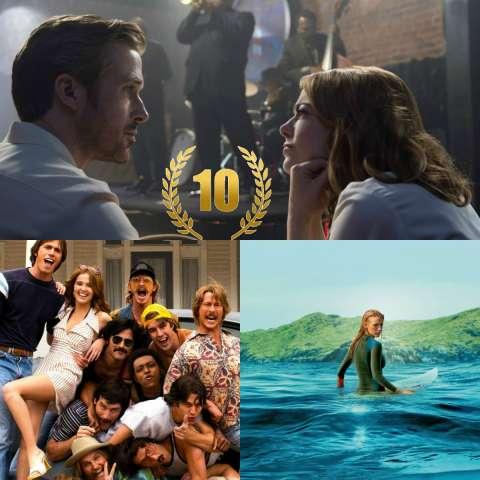 Журнал Times назвал 10 лучших фильмов 2016-го года