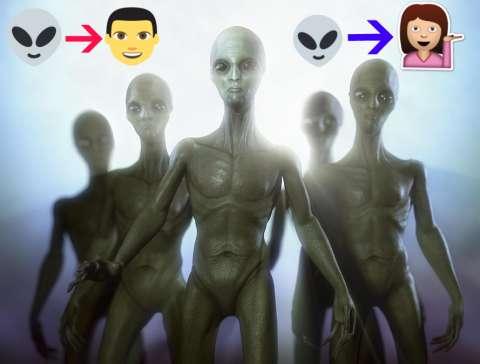 Страшная правда: учёные выяснили, что люди произошли от инопланетян