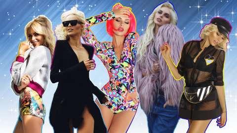 День рождения Ханны: самые стильные и горячие образы певицы