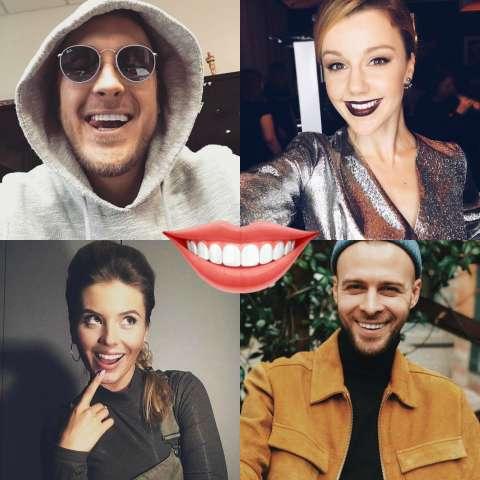 Безупречные звездные улыбки в День стоматолога