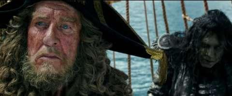 Вышел новый трейлер «Пиратов Карибского моря»
