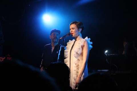 В Москве прошли 2 сольных концерта группы «Моя Мишель»