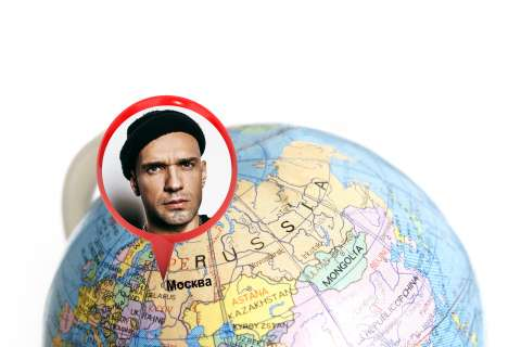 Звездный путеводитель: Лигалайз в Москве