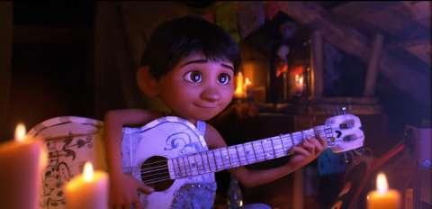 Вышел первый трейлер анимационного фильма «Тайны Коко»