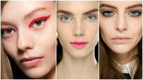Весенние тренды макияжа: яркие стрелки и чувственные губы