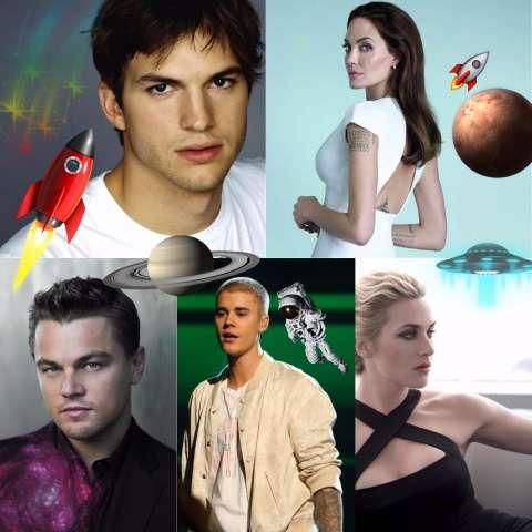 Звёзды к звёздам: знаменитости, которые хотят полететь в космос