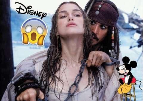 Хакеры похитили фильм компании Walt Disney