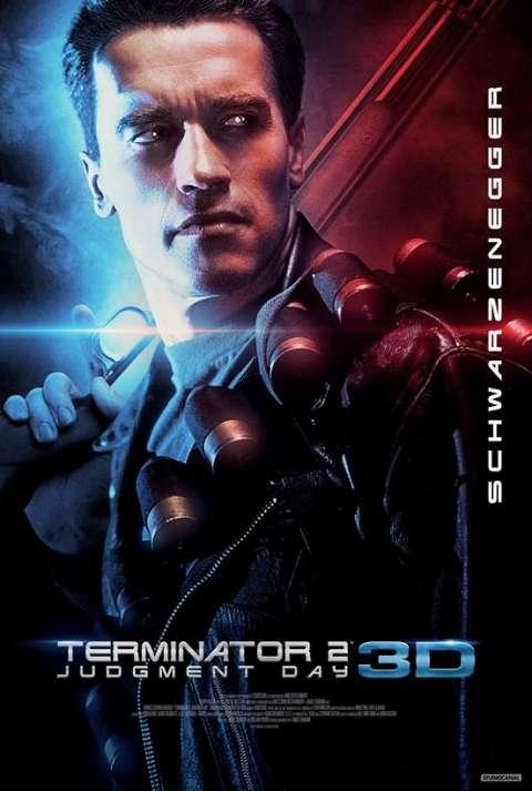 Вышел новый трейлер «Терминатора 2» в 3D