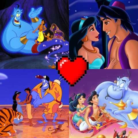 Компания Disney объявила актерский состав мультфильма «Аладдин»