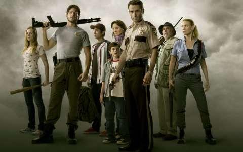 Стала известна дата выхода восьмого сезона «Ходячих мертвецов»