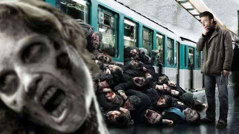 Дизайнер создал план защиты от зомби в метрополитене Москвы