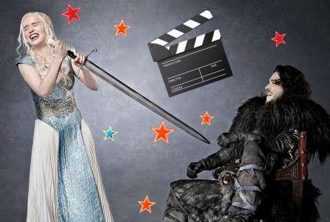Сериал о сериале: новый проект расскажет о съёмках «Игры престолов»